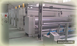 Nonwoven machines - serial offer and individual solutions.